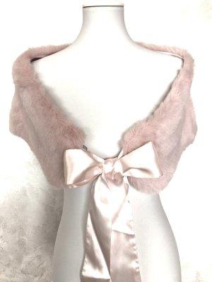 Joy Caperuza rosa piel artificial