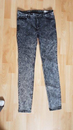 Stone washed Jeans // Vila // Grau