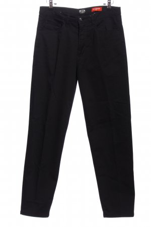 Stooker Baggy Pants schwarz Casual-Look