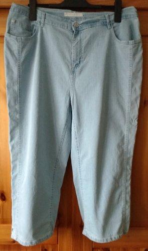 "STOOKER Capri Jeans ""MOSKAU"" hellblau Gr. 50"