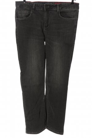 Stooker Straight-Leg Jeans hellgrau Casual-Look
