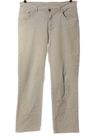 Stooker Straight-Leg Jeans wollweiß Casual-Look
