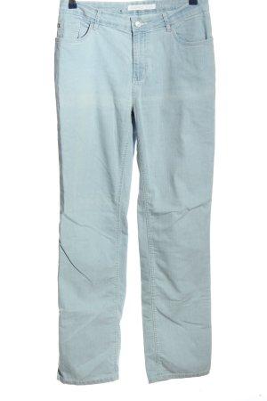 Stooker Straight-Leg Jeans blau Casual-Look