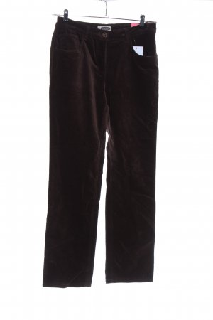 Stooker Stretchhose braun Casual-Look