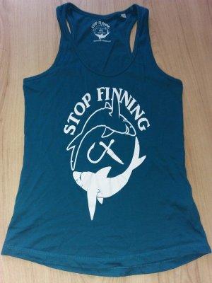 Stop Finning Top Umwelt Haischutz S Tierrecht Tierrrechtsshirt