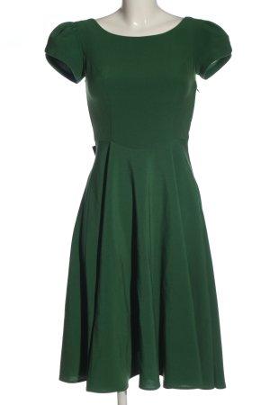 Stop Staring Kurzarmkleid grün Elegant