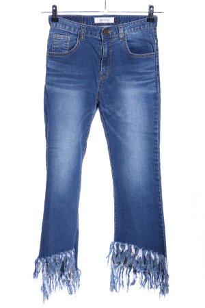 Storets 7/8 Jeans blau Casual-Look