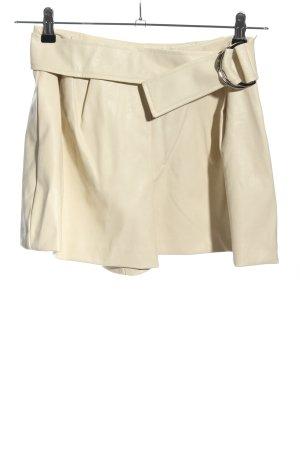 Storets High-Waist-Shorts wollweiß Casual-Look