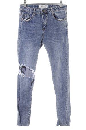 Storets Skinny Jeans blau Casual-Look