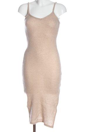 Storets Strickkleid nude Casual-Look
