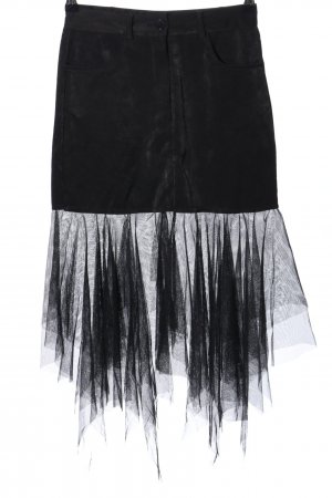 Storets Tulle Skirt black casual look