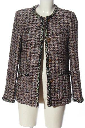 Storets Blazer in tweed motivo a quadri stile casual