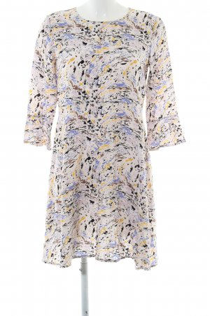 Storm & Marie Longsleeve Dress abstract pattern casual look