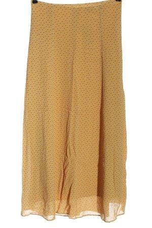 Storm & Marie Midi Skirt primrose allover print elegant