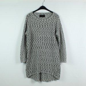 Storm & Marie Knitted Dress light grey-grey mixture fibre
