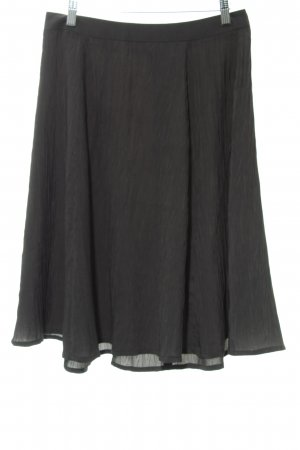 Storm & Marie Circle Skirt grey brown simple style