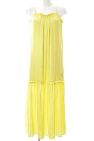 Storm & Marie Trägerkleid gelb Beach-Look