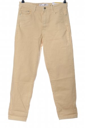 Stradivarius 3/4 Length Jeans nude casual look