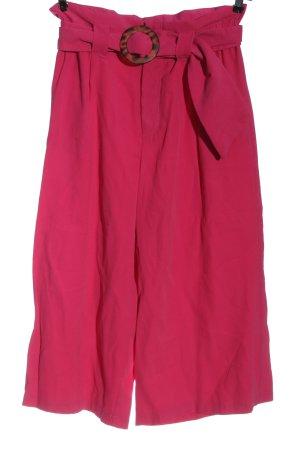 Stradivarius 7/8-Hose pink Casual-Look