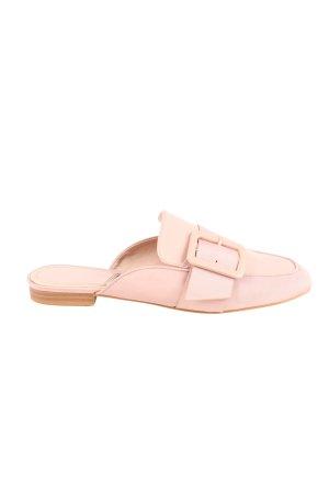 Stradivarius Sabots pink-creme Casual-Look