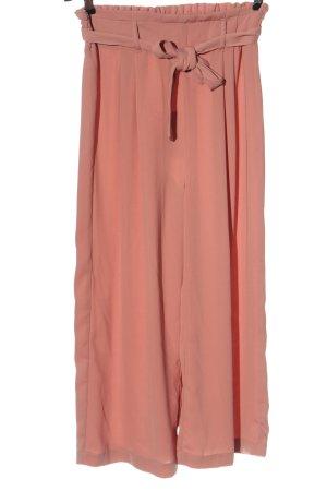 Stradivarius Baggy Pants pink casual look