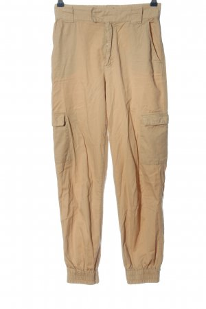 Stradivarius Baggy Pants nude Casual-Look