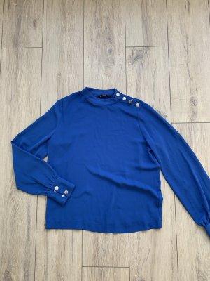 Stradivarius - Bluse blau/Königsblau - EUR S