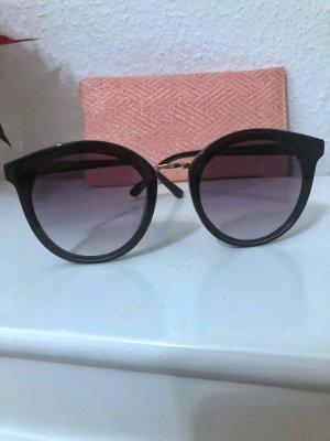 Stradivarius Butterfly Glasses black