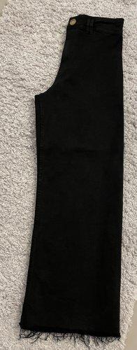 Stradivarius - Flared Jeans - black Gr. 38