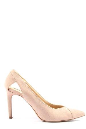 Stradivarius High Heels pink Casual-Look