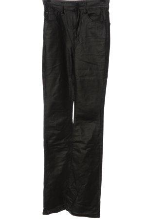 Stradivarius High Waist Jeans schwarz Casual-Look