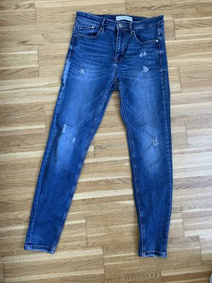 Stradivarius high waist skinny Jeans