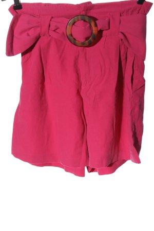 Stradivarius Hot Pants pink Casual-Look