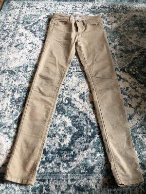 Stradivarius jeans, Used look, Stoff Hose, Skinny Jeans