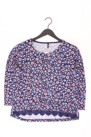 Stradivarius Oversized shirt blauw-neon blauw-donkerblauw-azuur