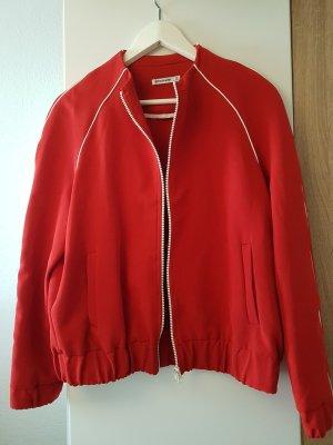 Stradivarius rote Jacke