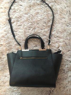 Stradivarius schwarze Tasche