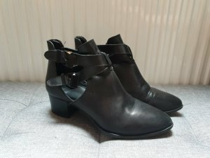 Stradivarius Stivaletto cut out nero