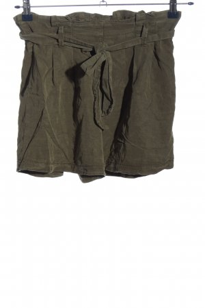 Stradivarius Shorts bronzefarben Casual-Look