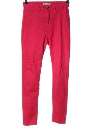 Stradivarius Skinny Jeans pink Casual-Look