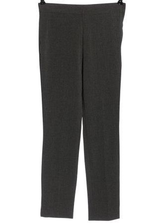 Stradivarius Jersey Pants light grey casual look