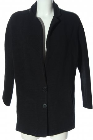 Stradivarius Knitted Blazer black casual look