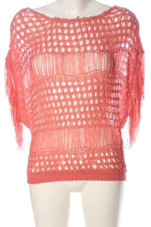 Stradivarius Strickshirt pink Elegant