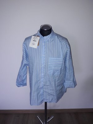 stradivarus bluse gr. s oversize