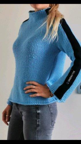Billabong Maglione lavorato a maglia azzurro