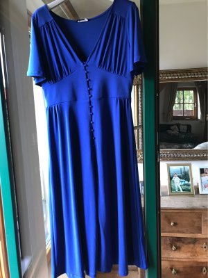 French Connection Midi Dress blue