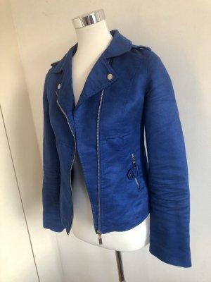 Strahlend Blue Jacke