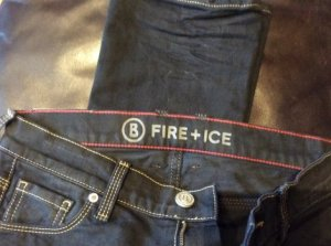 Straight cut Jeans Bogner Fire+Ice