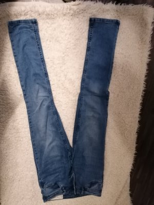 Esmara Jeansy z prostymi nogawkami szary niebieski