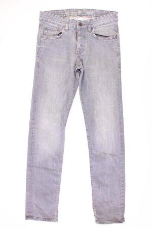 Jeans a gamba dritta multicolore Cotone